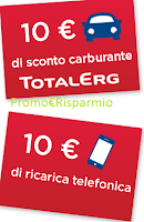 Logo Premi sicuri con Manetti&Roberts : buoni carburante o ricariche telefoniche=attenzione agli scontrini