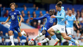Chelsea Vs Manchester City: Gabriel Jesus thắng The Citizens 1-0
