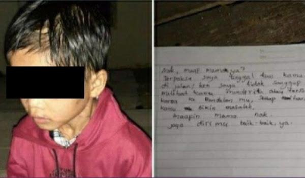Madre abandona a su hija en gasolinera porque se portaba mal y pedía diario de comer