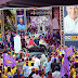 PLD DA MUESTRA DE FORTALEZA CON EXTRAORDINARIA MARCHA-CARAVANA EN EL DISTRITO NACIONAL