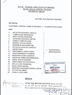 Nigerians Demand Visa Ban For Emefiele