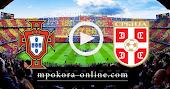 نتيجة مباراة البرتغال وصربيا كورة اون لاين 27-03-2021 تصفيات كأس العالم