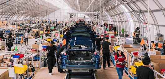 Tesla's Race With The US Tax Credit