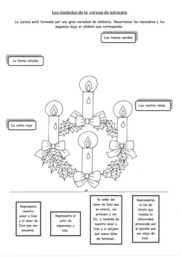Significado Corona De Adviento Para Ninos