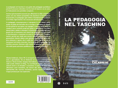 Copertina e piatto  La pedagogia nel taschino Silvana Calabrese