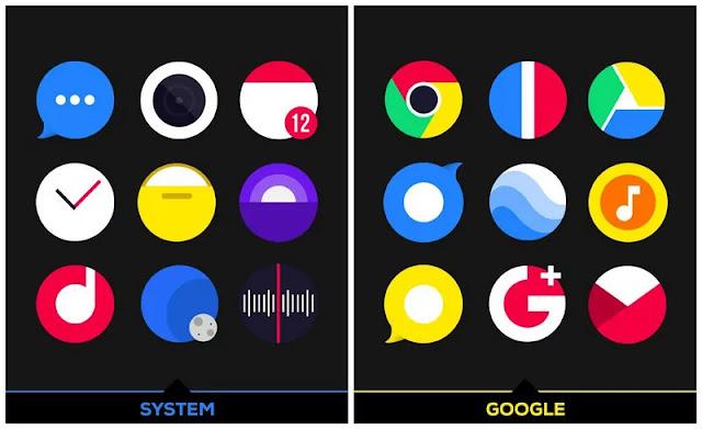 Simplicon icon pack full apk