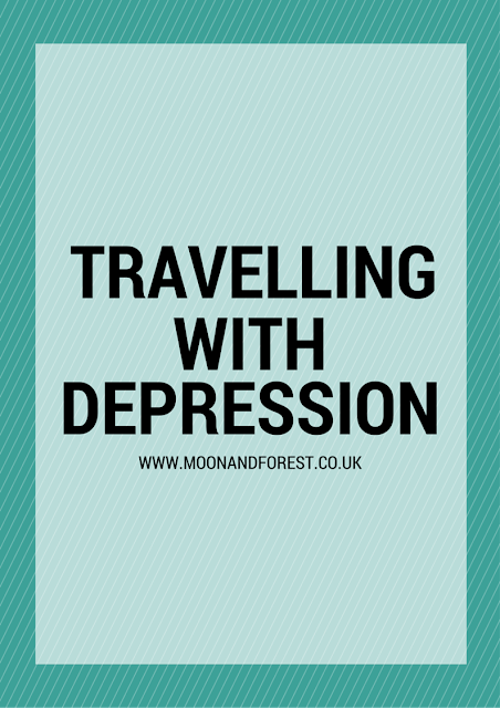 What It's Like to Travel with Depression