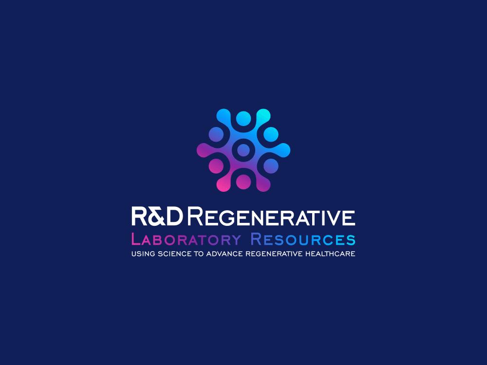 Logo Branding Identity Design R&D Labs