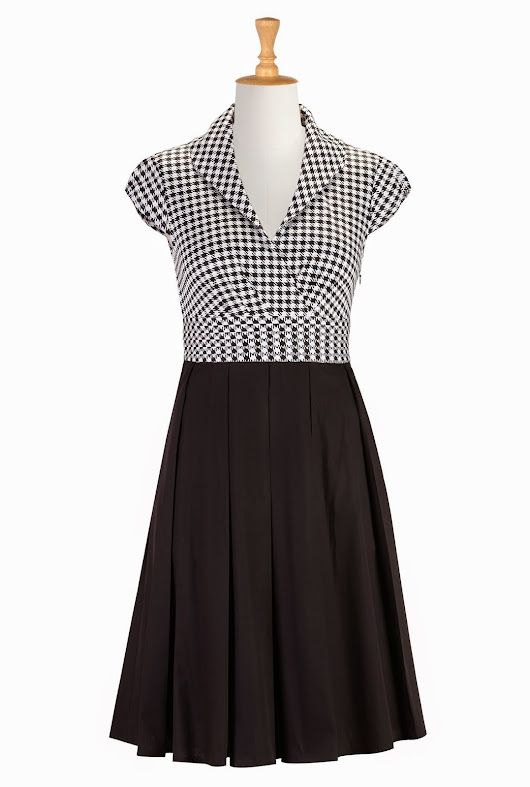 Hot for Fall.....Houndstooth
