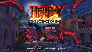 hellboy science of evil psp iso