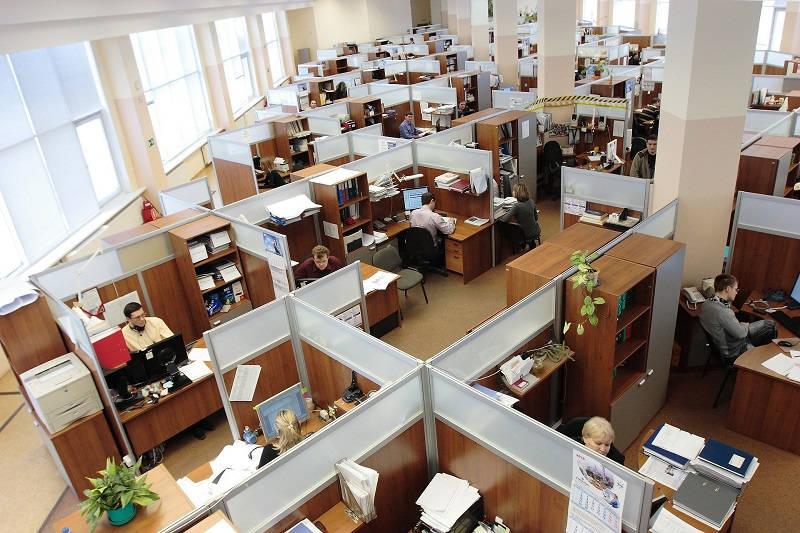 partisi kantor