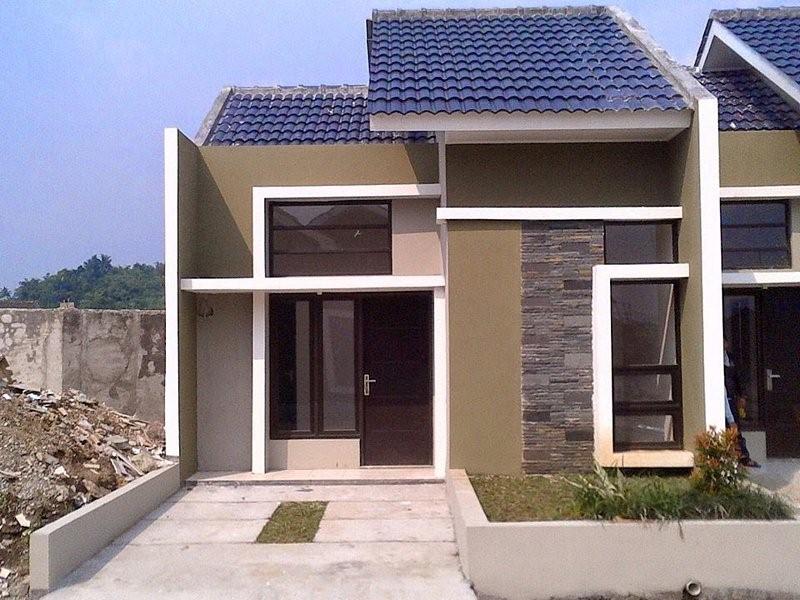 model rumah sederhana tapi bagus yg inspiratif