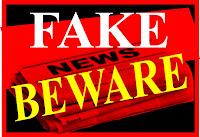Fake News Beware
