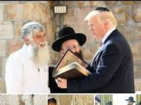 Donald Trump (Arz-ı Mev'ud) Büyük İsrail Projesi