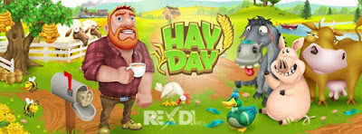 Hay Day Apk Casual Game for Android Online Game