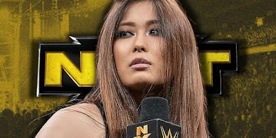 Io Shirai Returns, NXT Team Makes TV Debut & Attacks Matt Riddle