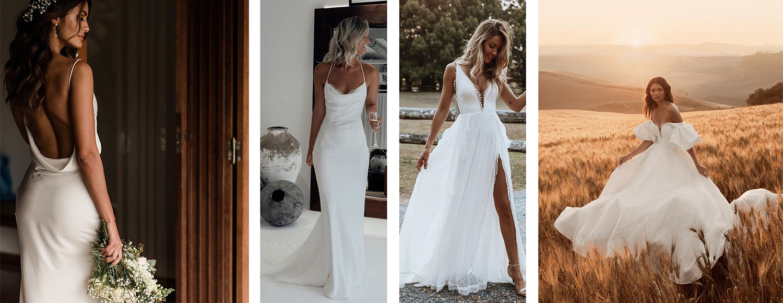 The Wedding Bliss Brautkleider-Inspirationen