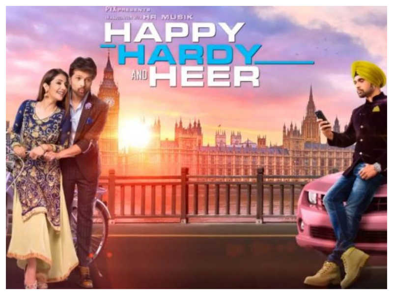 Happy Hardy And Heer Heeriye Song Mp3 Audio Download And Lyrics Asongslyric A Songs Lyric Dj Remix Songs Lyrics Download Pagalworld
