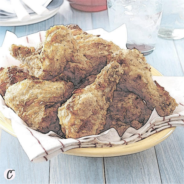 Southern Fried Chicken 🍗