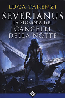 copertina demon hunter severian luca tarenzi