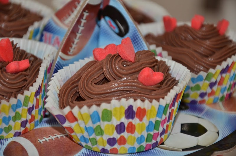 LerzanKaradan Cupcake tarifi