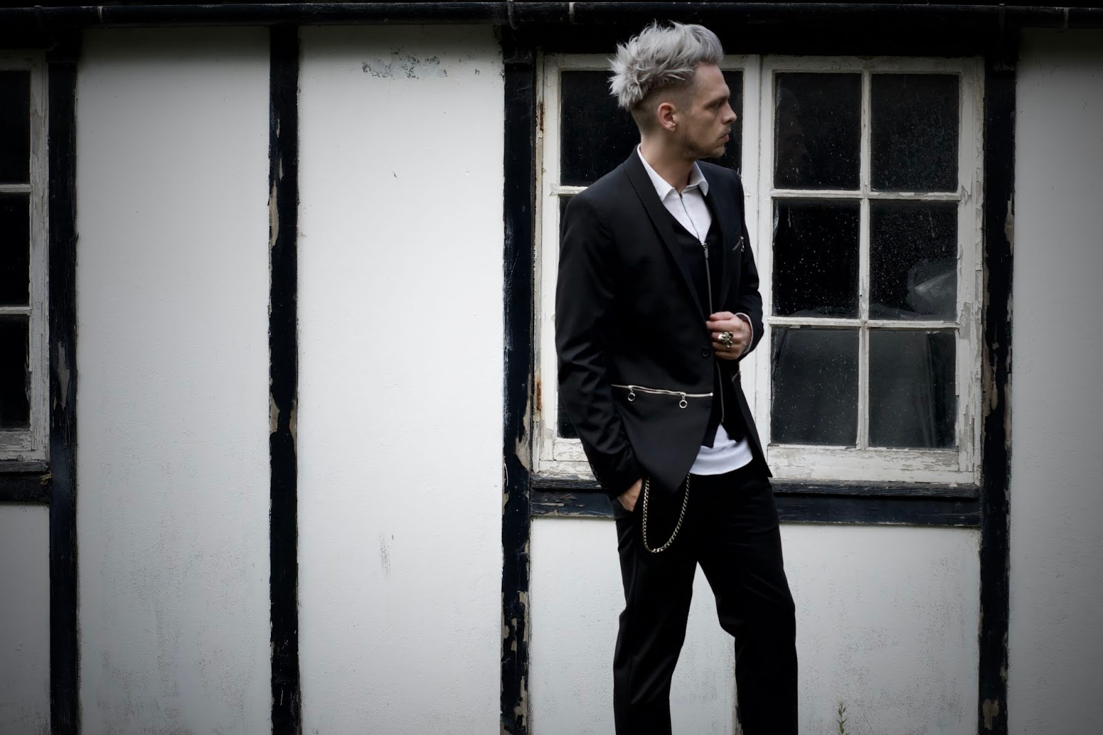 MENS STREET STYLE TAILORING