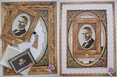 Atatürk Portre-puzzle