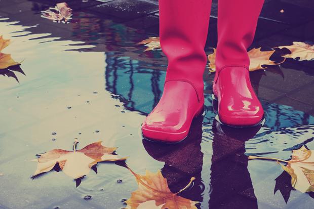 Benefits Of Walking In The Rain