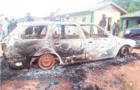 police inspector two brothers killed ibeju lekki