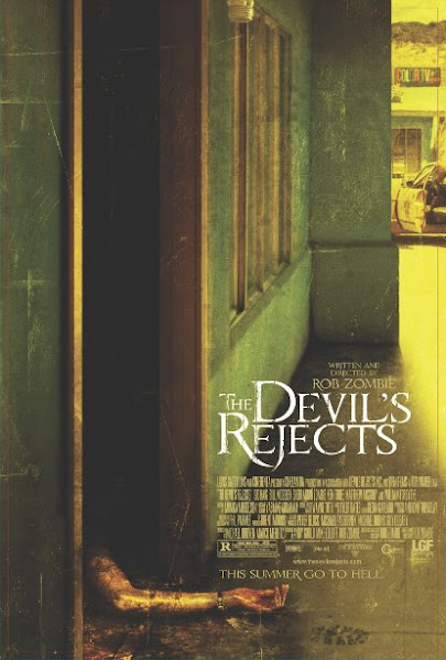 Poster of (18+) The Devil's Rejects 2005 720p BluRay Dual Audio