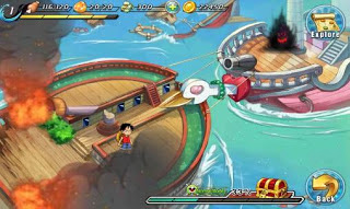 One piece king of pirate apk for android