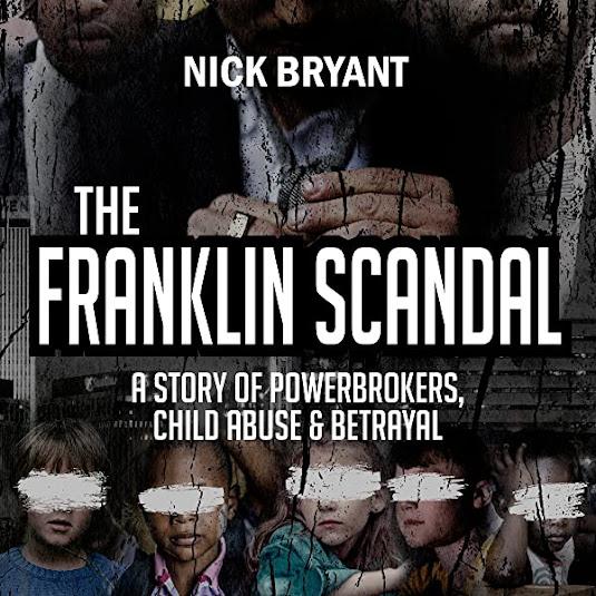 Franklin Scandal child prostitution sex trafficking pedophilia crime politics CIA books
