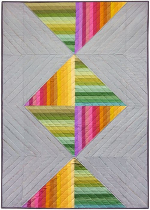 Spectrum Candy - Free Quilting Pattern