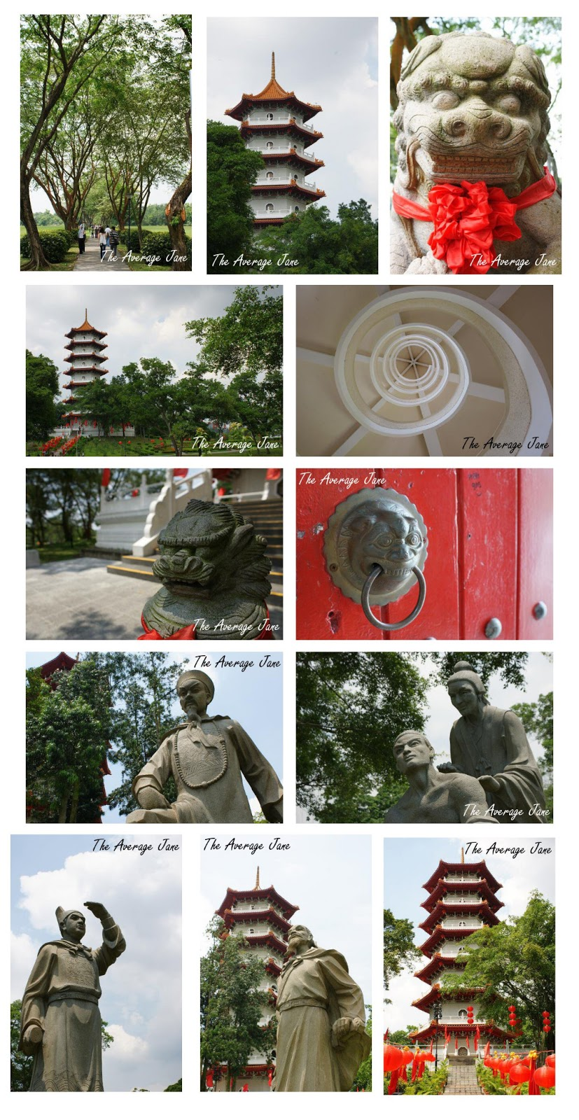 The Average Jane: Chinese And Japanese Gardens In Singapore