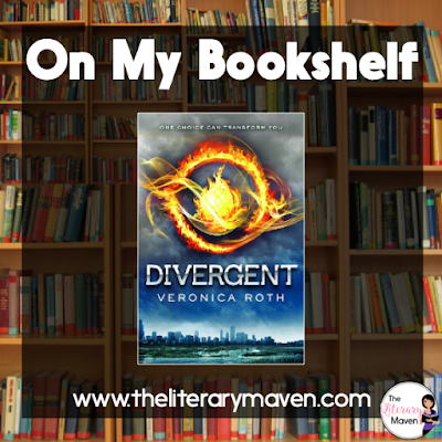 In Divergent by Veronica Roth, Beatrice doesn't quite fit in with any of the factions of her society, but when she switches factions from Abnegation to Dauntless, she begins to discover that not everything is what it seems. Making it through her training to become Dauntless is just the first of many challenges she will face. Read on for more of my review and ideas for classroom use.