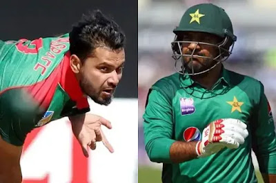 ICC WORLD CUP 2019 BAN vs PAK 43rd Match Cricket Tips
