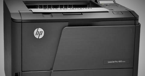 HP GRATUIT LASERJET M401A PILOTE PRO 400 TÉLÉCHARGER