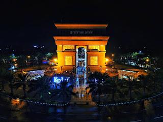 Monumen Simpang Lima Gumul, Kediri
