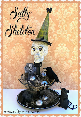 How to make a skeleton craft