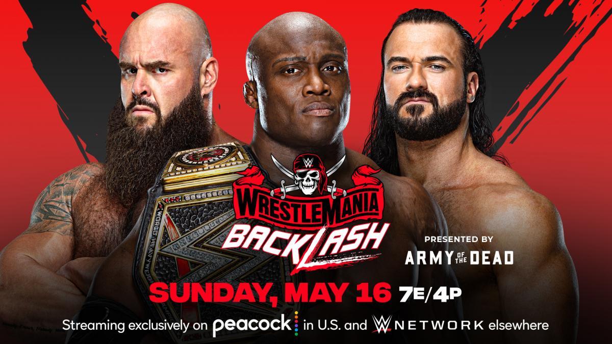 Cobertura: WWE WrestleMania Backlash 2021 – A fúria do Messias!