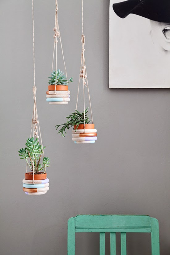 Weekend ♡ DIY (Planters) #3
