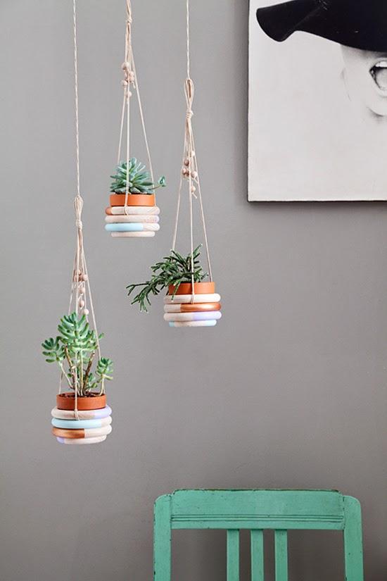 Weekend ♥ DIY (Planters) #3