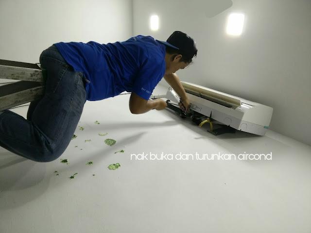 Service aircond murah di Klang