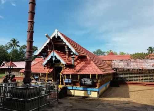 Navaikulam Sankaranarayana Swamy Temple Festival