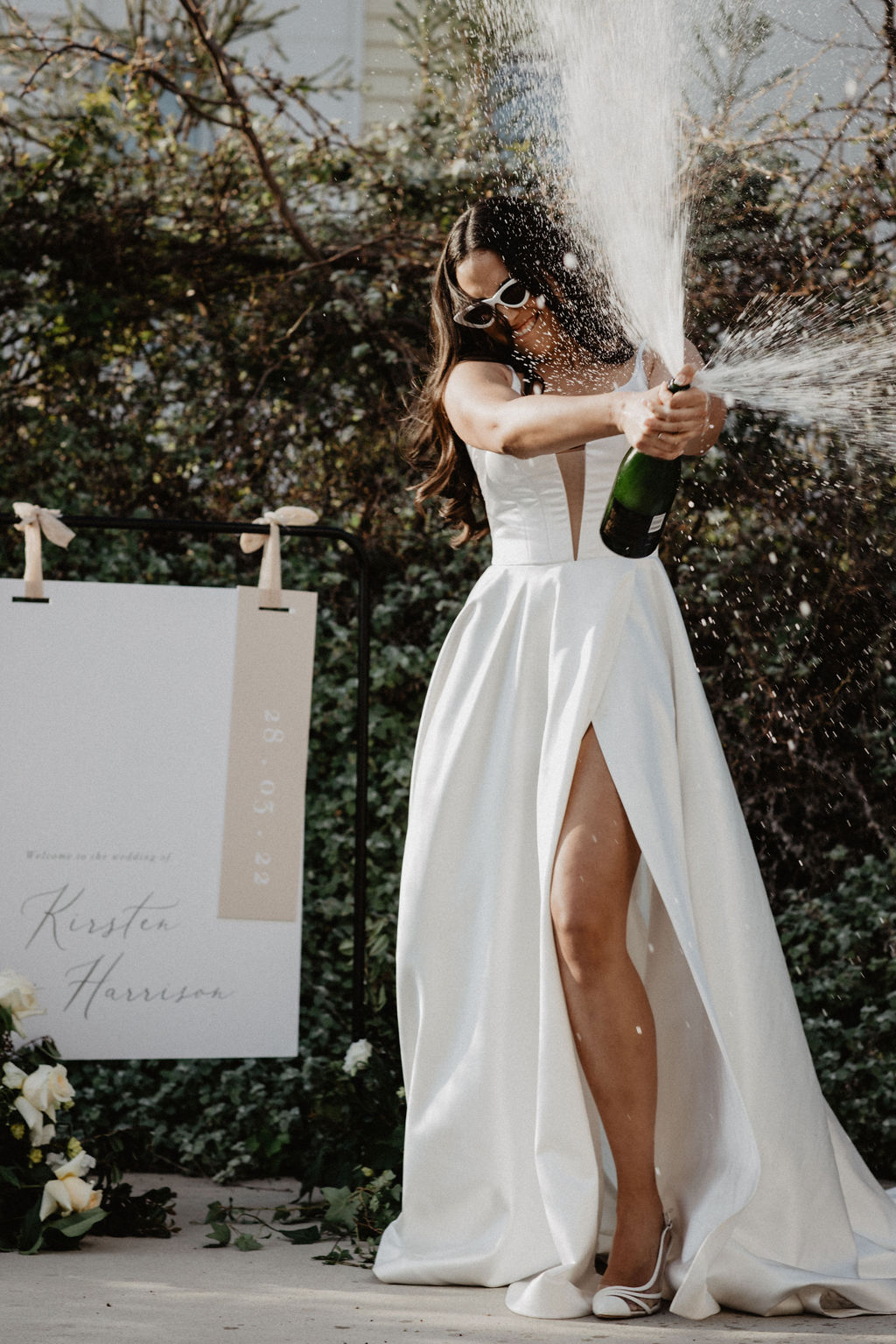 mt weddings perth photography florals bridal gown styled shoot