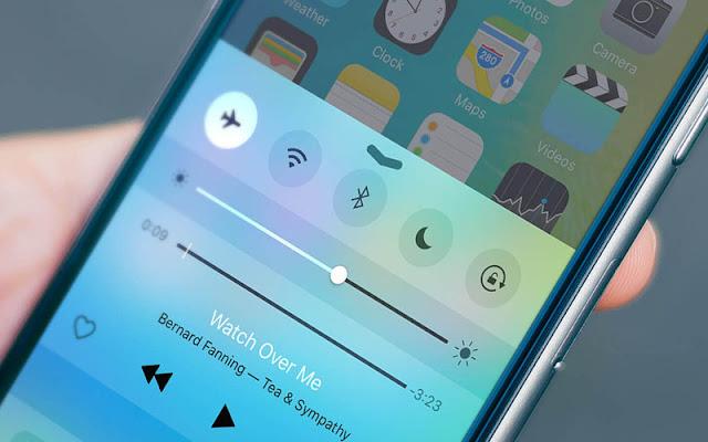 Aktifkan Airplane Mode Saat Mengisi Daya Baterai iPhone