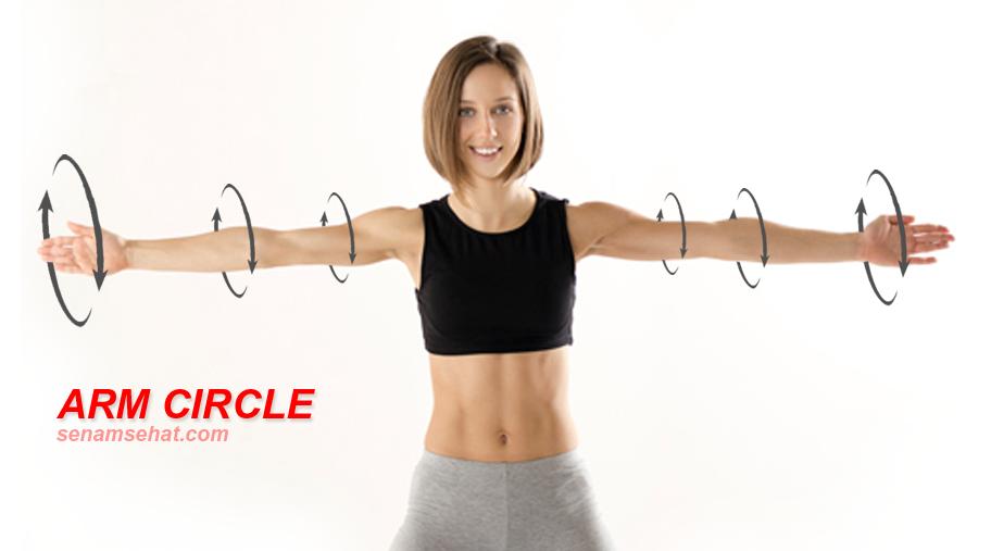 Gerakan Latihan Untuk Membakar Lemak Dengan Cepat dan Sehat