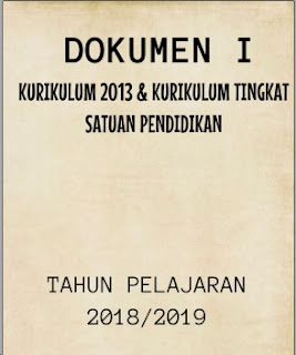 File Pendidikan FREE DOWNLOAD DOKUMEN 1 KURIKULUM 2013 & KTSP MADRASAH ALIYAH TP 2018/2019