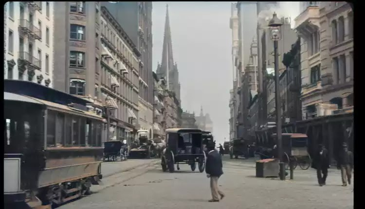 بالفيديو...يوتيوبر يكشف عن تقنية مونتاج لتلوين الأفلام القديمة بالذكاء الإصطناعي