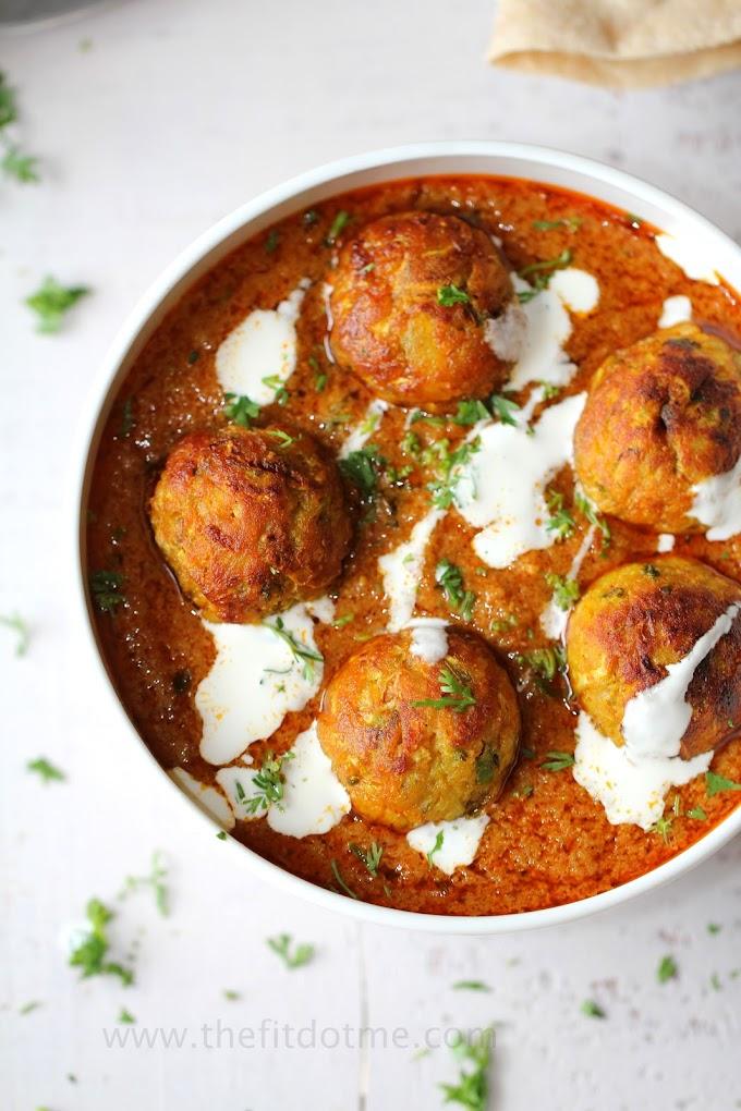 Restaurant Style Lauki Ka Kofta Curry